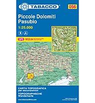 Tabacco N° 056 Piccole Dolomiti, Pasubio (1: 25.000), 1: 25.000