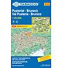 Tabacco Carta N.033 Val Pusteria/Brunico - 1:25:000, 1:25.000