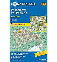 Tabacco N° 039 Passeiertal/Val Passiria (1:25.000), 1:25.000