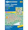 Tabacco Karte N.08 Ortles-Cevedale/Ortlergebiet - 1:25.000, 1:25.000