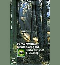 Tabacco Parco Naturale Monte Corno 1:25.000, 1:25.000