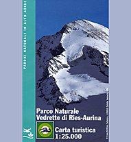 Tabacco Parco Naturale Vedrette di Ries-Aurina 1:25.000, 1:25.000