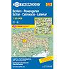 Tabacco N° 029 Schlern - Rosengarten/ Sciliar - Catinaccio - Latemar (1:25.000), 1:25.000