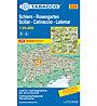 Tabacco Carta N.029 Schlern - Rosengarten/ Sciliar - Catinaccio - Latemar - 1:25.000, 1:25.000