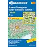 Tabacco Karte N.029 Schlern - Rosengarten/ Sciliar - Catinaccio - Latemar - 1:25.000, 1:25.000
