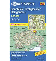 Tabacco Karte N.80 - Sonnblick - Großglockner Heiligenblut - 1:25.000, 1:25.000