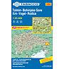Tabacco Tabacco Karte N.066: Tolmin - Bohinjske Gore - Krn - Vogel - Rodica - 1:25.000, 1:25.000