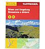 Tappeiner Verlag Bressanone e dintorni  N.125 - carta topografica, 1:25.000