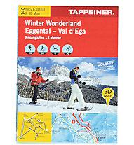 Tappeiner Verlag Winter Wonderland - Eggental N.140 - Wanderkarte, 1:30.000