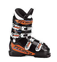 Tecnica R Pro 60 - Skischuhe - Kinder, Black/Orange