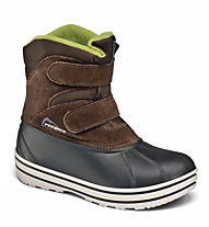 Tecnica Toronto Plus - scarpa invernale bambino, Brown/Black