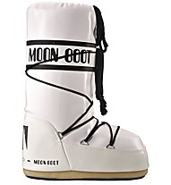 Moon Boots Vinil - Winterstiefel - Damen, White/Black