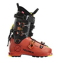 Tecnica Zero G Tour Pro - Skitourenschuh, Orange/Black
