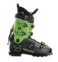 Tecnica Zero G Tour Scout - Skitourenski, Green/Black