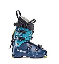 Tecnica Zero G Tour Scout W - scarpone scialpinismo - donna, Blue/Light Blue