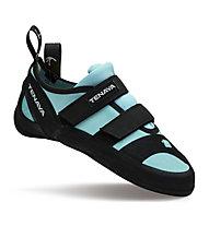 Tenaya RA W - scarpe da arrampicata - donna, Black/White/Blue