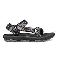 Teva Hurricane XLT 2 - sandali trekking - bambino, Grey/Black