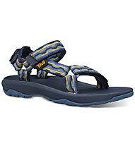 Teva Hurricane XLT 2 - sandali trekking - bambino, Blue/Yellow