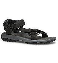 Teva Terra F1 Lite Leather - Outdoor-Sandale - Herren, Black