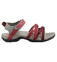 Teva Tirra sandali trekking donna, Red