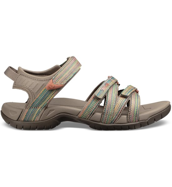 Teva Terra-Flot Nova - Outdoorsandale - Damen Black/Multicolor,Blue/Multicolor