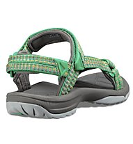 Teva Tirra FI Lite - sandali trekking - donna, Green