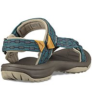 Teva Tirra FI Lite - sandali trekking - donna, Green/Brown