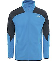 The North Face Aoroa Jacket Herren Fleecejacke, Blue
