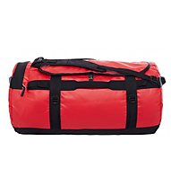 The North Face Base Camp Duffel L - Rucksacktasche, Red/Black