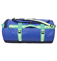 The North Face Base Camp Duffel M (2016) - Rucksacktasche, Honor Blue/Blarney Green