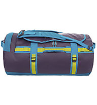 The North Face Base Camp Duffel M (2016) - Rucksacktasche, Zinc Grey/Tropical Coral