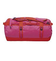 The North Face Base Camp Duffel M (2016) - Rucksacktasche, Fuchsia Pink/Fiery Red