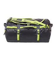 The North Face Base Camp Duffel S - Rucksacktasche, Black/Spruce Green