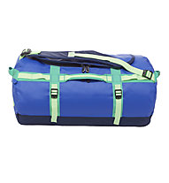 The North Face Base Camp Duffel S - Rucksacktasche, Honor Blue/Blarney Green