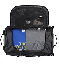 The North Face Base Camp Duffel S - Rucksacktasche, Black