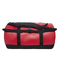 The North Face Base Camp Duffel S - Rucksacktasche, Red/Black