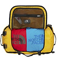 The North Face Base Camp Duffel S - Rucksacktasche, Summit Gold/Black