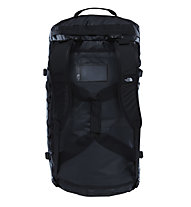 The North Face Base Camp L (95L) - zaino/borsone viaggio, Black