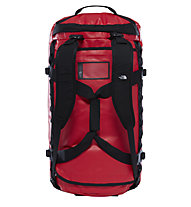 The North Face Base Camp L (95L) - Rucksack/Reisetasche, Red/Black
