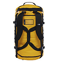 The North Face Base Camp L (95L) - zaino/borsone viaggio, Yellow/Black