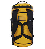 The North Face Base Camp M (71L) - zaino/borsone viaggio, Yellow/Black