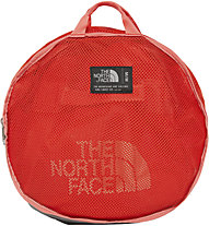 The North Face Base Camp M (71L) - zaino/borsone viaggio, Red/Red