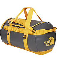 The North Face Base Camp M (71L) - zaino/borsone viaggio, Grey/Yellow