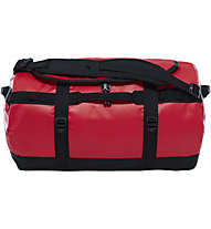 The North Face Base Camp S (50L) - zaino/borsone, Red/Black