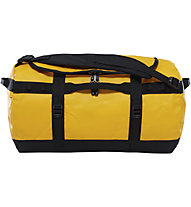 The North Face Base Camp S (50L) - Rucksack/Reisetasche, Yellow/Black