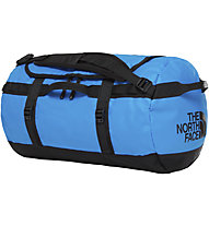 The North Face Base Camp S (50L) - Rucksack/Reisetasche, Blue/Black