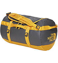 The North Face Base Camp S (50L) - Rucksack/Reisetasche, Grey/Yellow