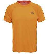 The North Face Better Than Naked - Trailrunningshirt - Herren, Orange