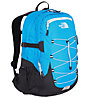 The North Face Borealis zaino daypack, Quill Blue/Moonstruck Grey