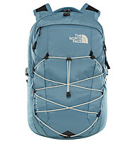 The North Face Borealis 28L - zaino daypack, Light Blue/White